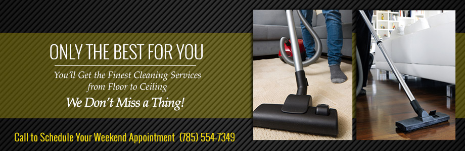 Carpet Cleaning Topeka KS